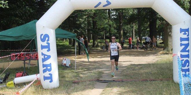 Richmond Park Half Marathon