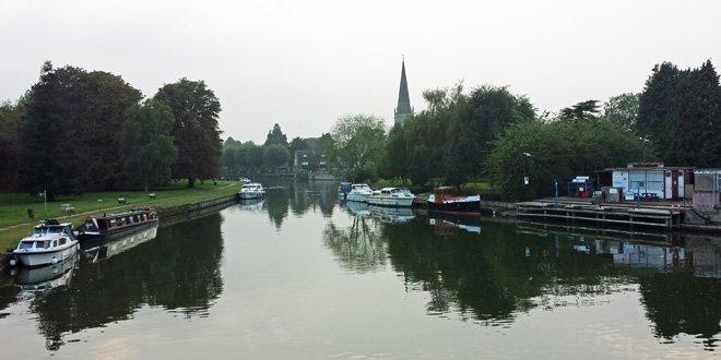 Abingdon parkrun