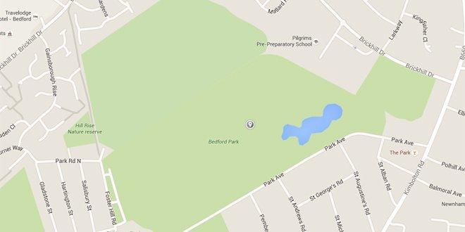 Bedford parkrun