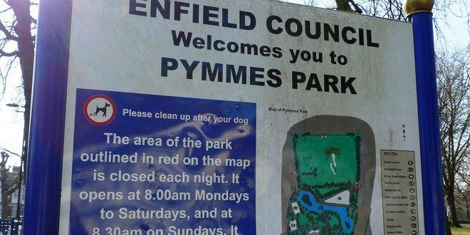 Pymmes parkrun