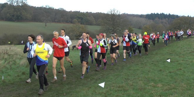 Sunday XC League – Trent Park