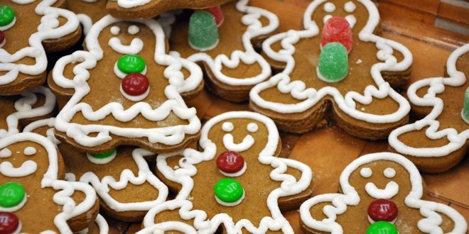 Janathon 2015 – Day 5: Gingerbread Man
