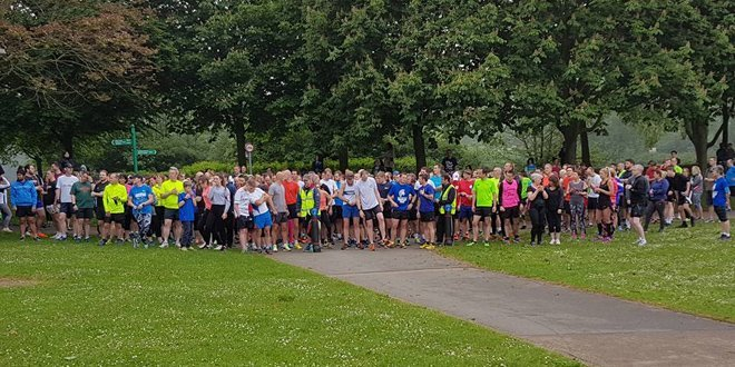 Stevenage parkrun